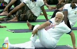Thủ tướng Modi thúc đẩy một Ấn Độ khỏe mạnh