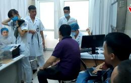 11 người tới xét nghiệm tại bệnh viện Bạch Mai không bị nhiễm độc thủy ngân