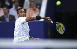 """Mỹ mở rộng 2019: """"Trai hư"""" Australia đả bại tay vợt người Pháp gốc Việt"""