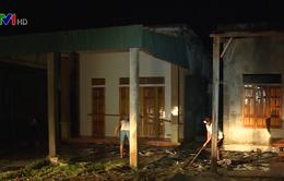 Bão số 4 làm 3 người thiệt mạng, hơn 1.300 ngôi nhà bị hư hỏng, tốc mái