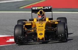 F1: Đội đua Renault tiến hành nâng cấp xe, sẵn sàng cho GP Áo