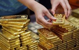 Giá vàng trong nước giảm 330.000 đồng/lượng