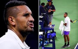 ATP mở cuộc điều tra hướng tới những phát ngôn của Nick Kyrgios