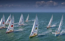 """Thuyền buồm """"Ha Long Bay"""" của Việt Nam tham gia cuộc đua vòng quanh thế giới"""