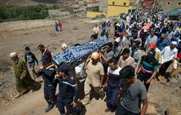 Mưa lũ tại Morocco,  ít nhất 7 người đã thiệt mạng
