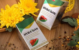 Thực phẩm bảo vệ sức khoẻ Hyra Gan: Đẩy lùi triệu chứng suy giảm chức năng gan