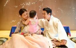 Tiết lộ ảnh gia đình hạnh phúc nhưng con gái Cha Ye Ryun và Joo Sang Wook vẫn chưa lộ diện
