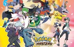 Pokémon Masters chính thức trình làng trên Android và iOS