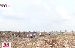 Lại phát hiện thai nhi theo rác vào nhà máy rác ở Cà Mau