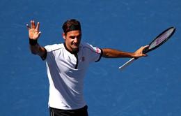 TỔNG HỢP Kết quả Mỹ mở rộng 2019, ngày 31/8: Federer, Serena dễ dàng đi tiếp; Nishikori dừng bước