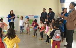 Lâm Đồng đầu tư cho trẻ đến trường sau mùa lũ