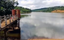 Đắk Nông: Nguy cơ vỡ đập thủy lợi, người dân phải di dời