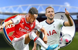 Lịch trực tiếp bóng đá Ngoại hạng Anh vòng 4: Nóng bỏng derby Arsenal - Tottenham