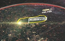 Chặng khai mạc giải Xe đạp quốc tế VTV Cúp Tôn Hoa Sen 2019: Vòng quanh hồ Hoàn Kiếm (08:00 ngày 01/9 trên VTV3)