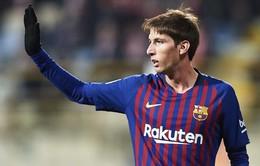 "Barcelona cho sao trẻ ""du học"" Bundesliga"