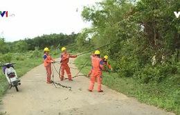 Hà Tĩnh khắc phục sự cố lưới điện