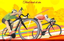 Chặng 8 Giải xe đạp Quốc tế VTV Cúp Tôn Hoa Sen 2019: Vòng quanh tỉnh Quảng Nam (179 km)