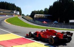 Đua xe F1: Charles Leclerc đạt thành tích tốt nhất tại buổi đua thử GP Bỉ