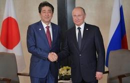 Lãnh đạo Nga và Nhật Bản sắp gặp nhau ở thành phố Vladivostok
