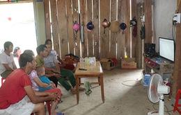 Hàng trăm hộ nghèo ở Lào Cai đón điện lưới quốc gia dịp Tết Độc lập