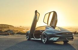 Bentley giới thiệu EXP 100 GT đẹp mãn nhãn dưới mọi góc nhìn