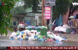 Quảng Nam: Người dân bức xúc vì rác thải ùn ứ nhiều ngày