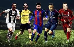 Kết quả, BXH các giải bóng đá VĐQG châu Âu: Ngoại hạng Anh, La Liga, Serie A, Bundesliga, Ligue I