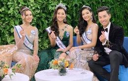 MC Nguyên Khang ấn tượng với tài năng của tân Hoa hậu Thế giới Việt Nam