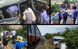 Tai nạn đường sắt gia tăng cả 3 tiêu chí