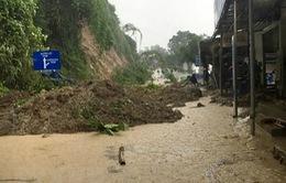 Một chiến sỹ hy sinh trong lúc hỗ trợ người dân bị ảnh hưởng bởi mưa lũ