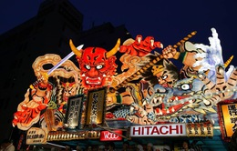 Lễ hội Aomori Nebuta tại Nhật Bản