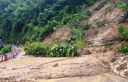 Mưa lũ gây thiệt hại nặng tại Thanh Hóa