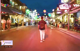 Siem Reap - Thành phố của du lịch