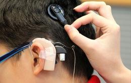 40% người trên 65 tuổi ở Đài Loan, Trung Quốc bị mất thính lực