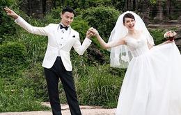 Chồng Thái Thiếu Phân: Tôi tốt hơn nhờ vợ!