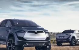 Tesla sắp ra mắt xe bán tải chạy điện