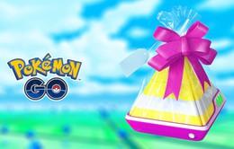 Pokémon GO công bố sự kiện tặng quà đặc biệt cho người chơi