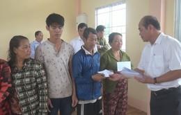 Cà Mau hỗ trợ người dân bị ảnh hưởng bão số 3