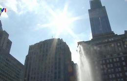 Tháng 7 là tháng nóng nhất trong lịch sử toàn cầu
