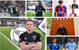 TỔNG HỢP Chuyển nhượng bóng đá châu Âu ngày 06/8: Rooney sắp hồi hương thi đấu, Leroy Sane quyết rời Man City
