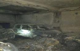 Cháy chung cư ở Ấn Độ: 5 người chết, 11 người bị thương