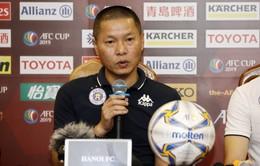 HLV Chu Đình Nghiêm: CLB Hà Nội muốn thắng Bình Dương để tiến sâu ở cúp châu lục