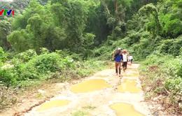 Đã tiếp cận được các bản bị cô lập do mưa lũ ở Thanh Hóa