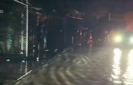 500 hộ dân ở Phú Quốc phải sơ tán vì ngập