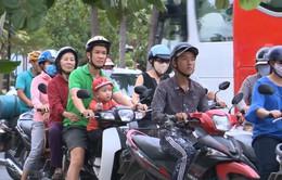 Không có chuyện từ 15/10/2019, tốc độ tối đa của xe máy là 40km/h