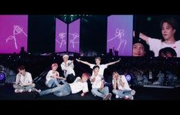 Khởi chiếu phim tư liệu về BTS