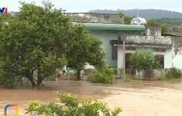 Đắk Lắk: Hàng trăm ngôi nhà bị chìm trong biển nước do mưa lớn