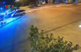 Phạt tài xế xe ô tô lao vào quán nhậu ở Đà Nẵng 41 triệu đồng
