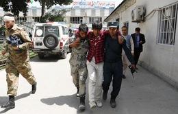 Đánh bom ở Afghanistan, hơn 160 người thương vong