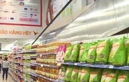 Hàng Việt chiếm hơn 90% tại các kênh phân phối